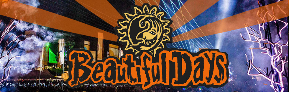 Levellers 'Beautiful Days Festival' tickets